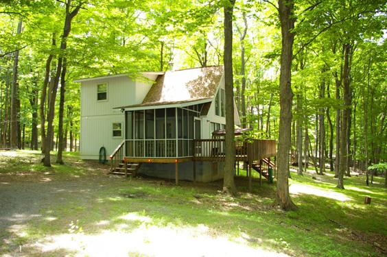 A Serenity Station rental home at Berkeley Springs Cottage Rentals in Berkeley Springs West Virginia