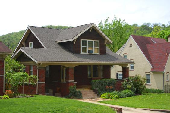 Aunt Bea's Bungalow rental home at Berkeley Springs Cottage Rentals in Berkeley Springs West Virginia