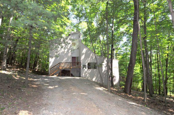 Black Forest rental home at Berkeley Springs Cottage Rentals in Berkeley Springs West Virginia