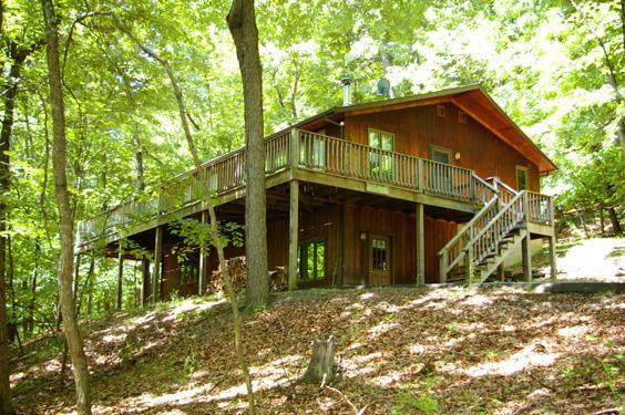 Brigadoon rental home at Berkeley Springs Cottage Rentals in Berkeley Springs West Virginia