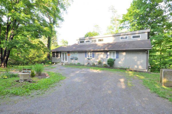 Serendipity rental home at Berkeley Springs Cottage Rentals in Berkeley Springs West Virginia