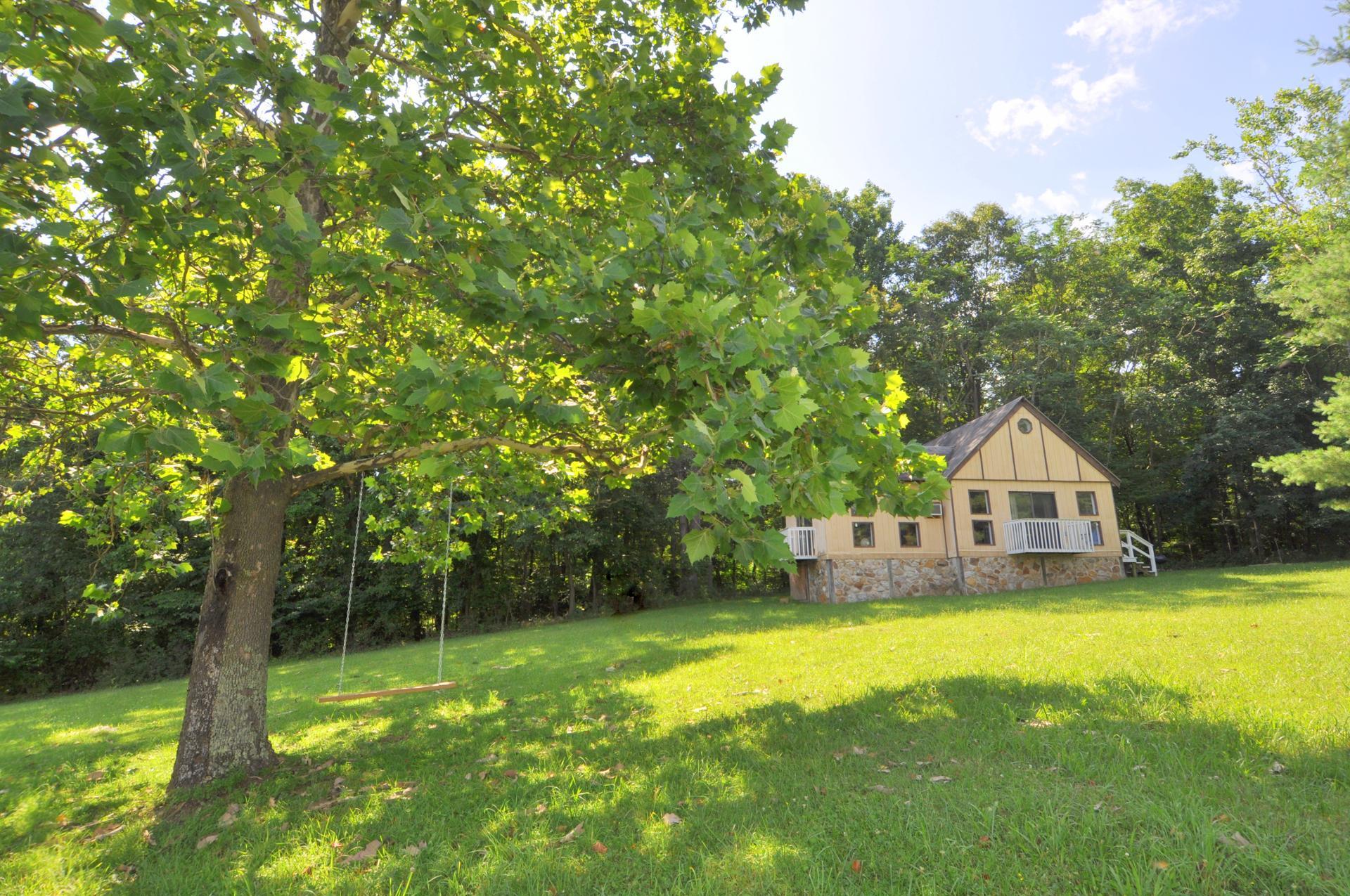 View Haven rental home at Berkeley Springs Cottage Rentals in Berkeley Springs West Virginia