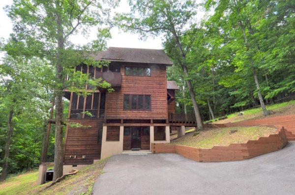 Wintergreen rental home at Berkeley Springs Cottage Rentals in Berkeley Springs West Virginia